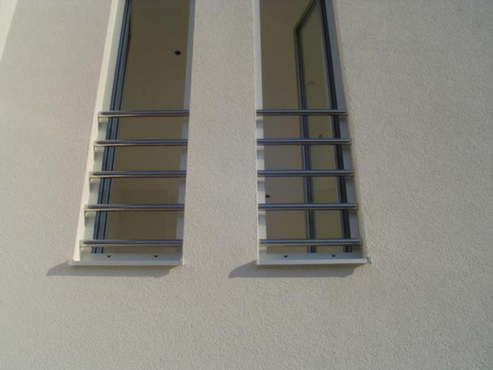 balkongel nder f r franz sische balkone aus edelstahl va. Black Bedroom Furniture Sets. Home Design Ideas