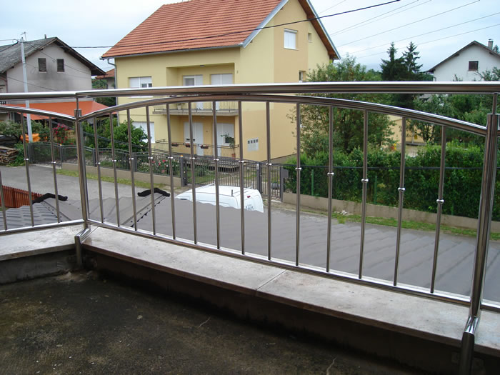PATRICIA stainless steel balustrade